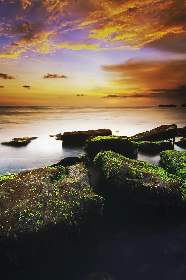 Another Side... by Bayu Sanjaya - Landscapes Waterscapes