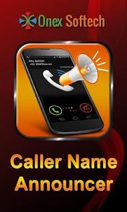 Caller Name Vyhlašovatel - náhled