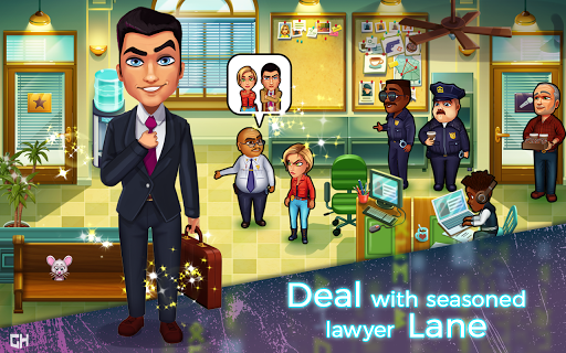 Parker & Lane: Criminal Justice for PC