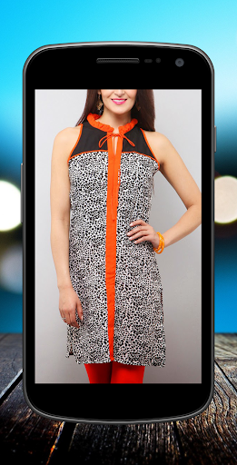 Latest kurti design for girls  screenshots 2