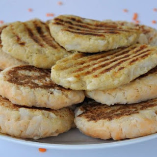 Cauliflower Patties Recipe