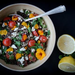 Puy Lentil Salad Recipes