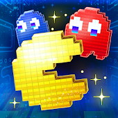 PAC-MAN Puzzle Tour - Match 3