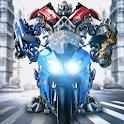 Robot Bike Transform icon