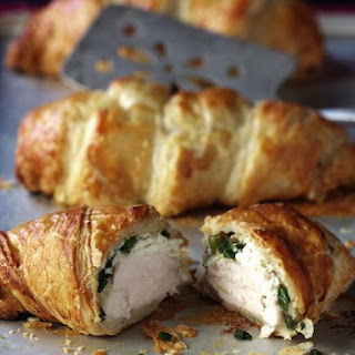 Stuffed Pastry Recipes.