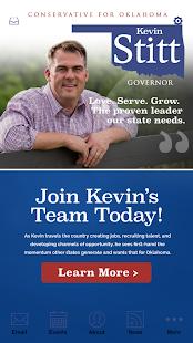 Stitt For Governor - náhled