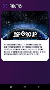 ISP Group - náhled
