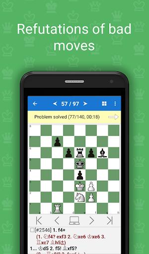 Chess Endgame Studies  screenshots 3