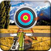 Crossbow archery shooting