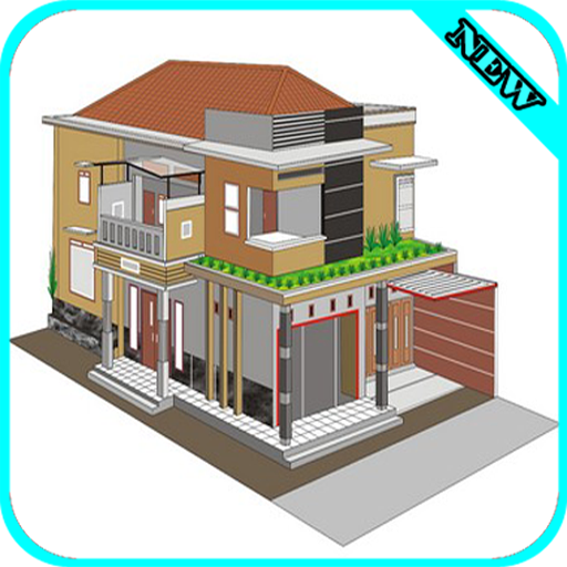 House Design, Roof, Complete 3D Plan Android APK Download Free By Kaosoblong