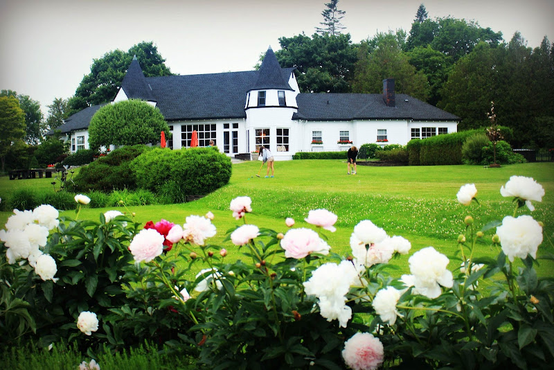 The 27-acre masterpiece Kingsbrae Garden showcases the horticultural heritage of St. Andrews, New Brunswick.