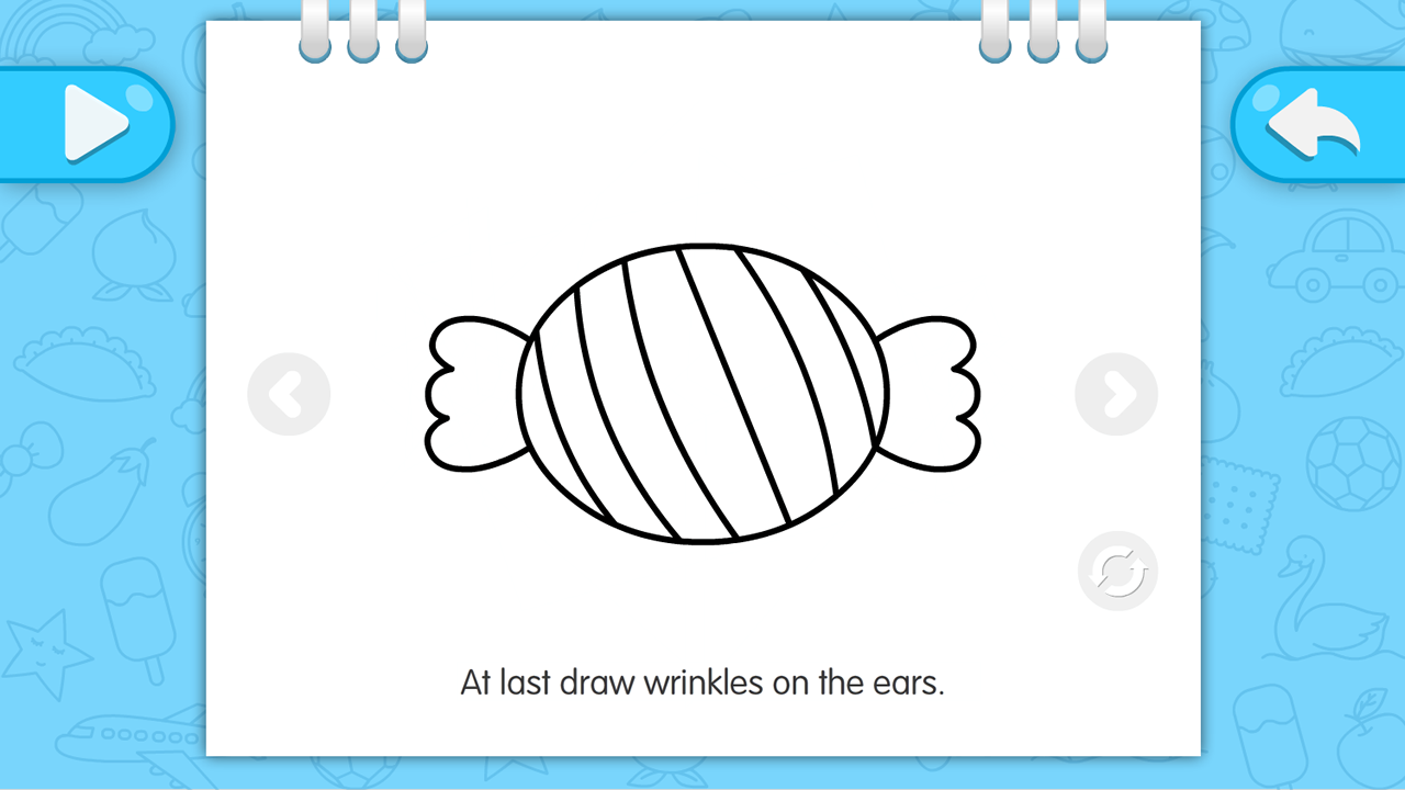 drawing for kids screenshot - Kids Simple Drawing