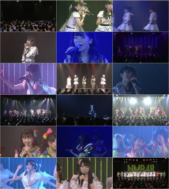 (LIVE)(720p) NMB48 「ここにだって天使はいる」公演 初日 LIVE Ver. 170627