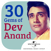 30 Evergreen Dev Anand Bollywood Songs
