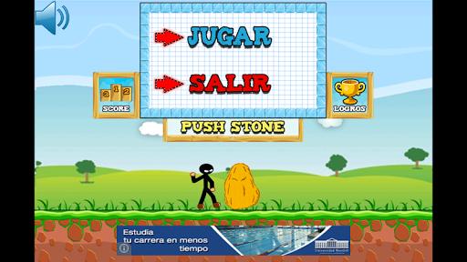 Push Stone