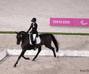 Manon Claeys bezorgt België al tweede medaille op de Paralympische Spelen!