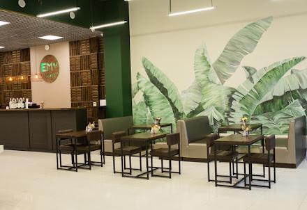 Банкетный зал EM cafe для корпоратива