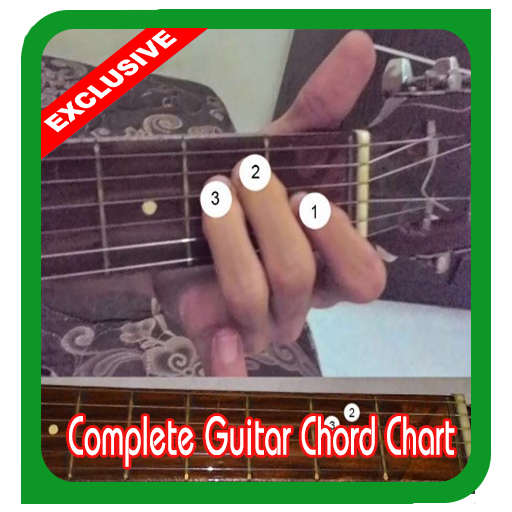 Complete Guitar Chord Chart Offline Android APK Download Free By Aljihad Inc