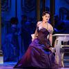 A shining Violetta in Washington