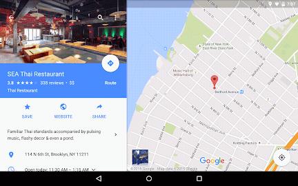 Maps Screenshot 3