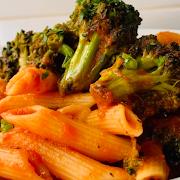 Penne Arrabbiata & Broccoli