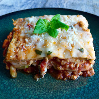 Ground Turkey Zucchini Lasagna Recipes