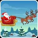 Flappy Frigging Santa icon
