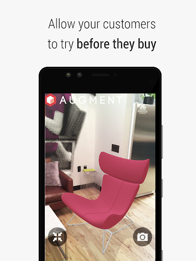 Augment - 3D Augmented Reality v3.4.0-3 screenshots 2