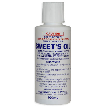 Sweets Oil (100ml)
