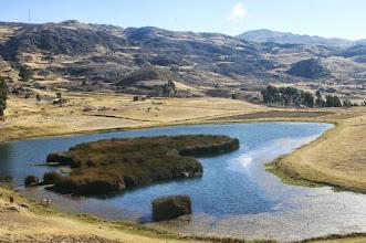 Photo: jezero Wilcacocha