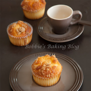 Exotic Crème Cheese Muffins