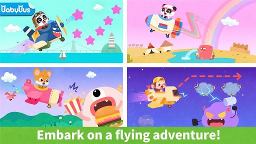 Baby Panda's Airplane 8.47.00.01 screenshots 1
