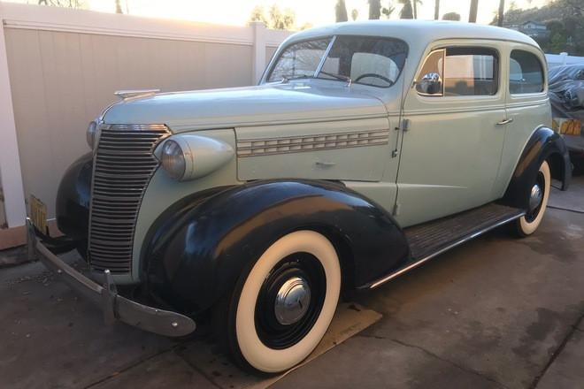 1938 Chevrolet tudor Hire CA 92506