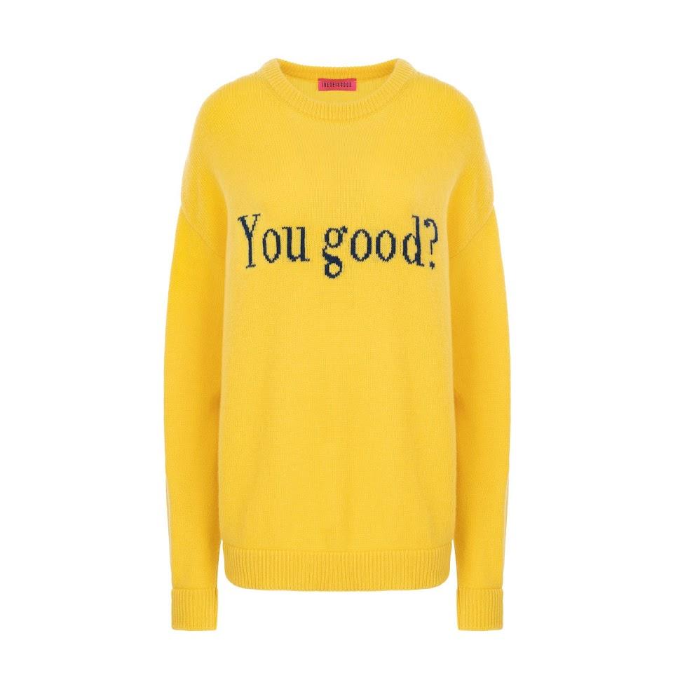 you good sweater