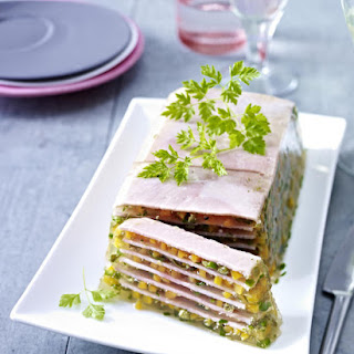 Ham and Herb Terrine