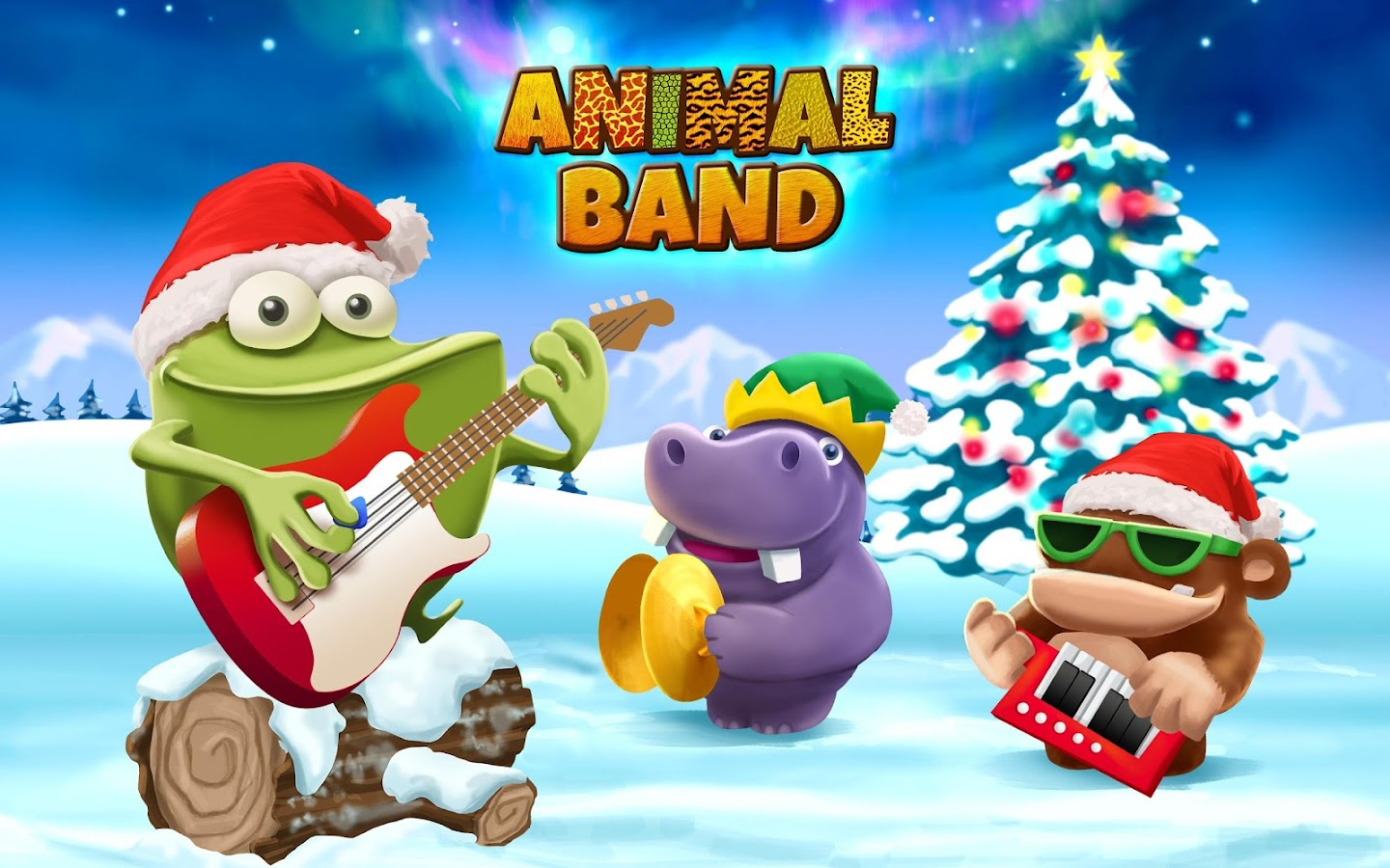 Animal Band ~ Music For Kids- screenshot