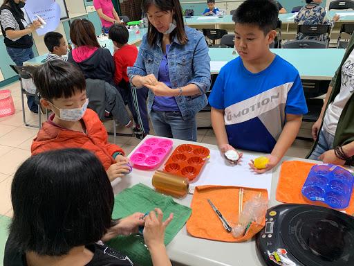 108新住民親子活動─幸福手工皂2