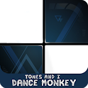 Dance Monkey Piano Tiles 🎹 icon