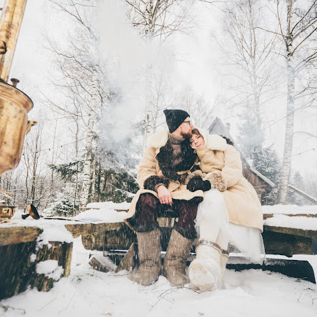 Wedding photographer Mariya Korneeva (Tzzza). Photo of 18.01.2018