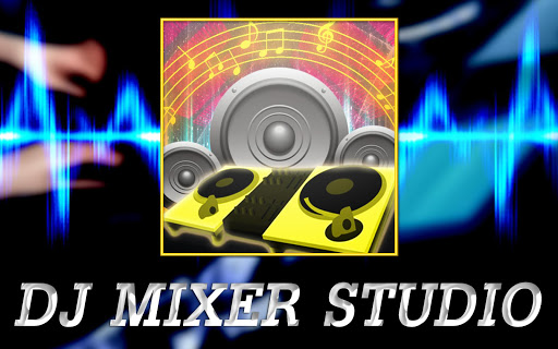 DJ Mixer Studio