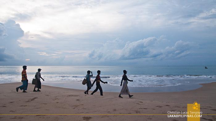 Kalkudah Beach Batticaloa