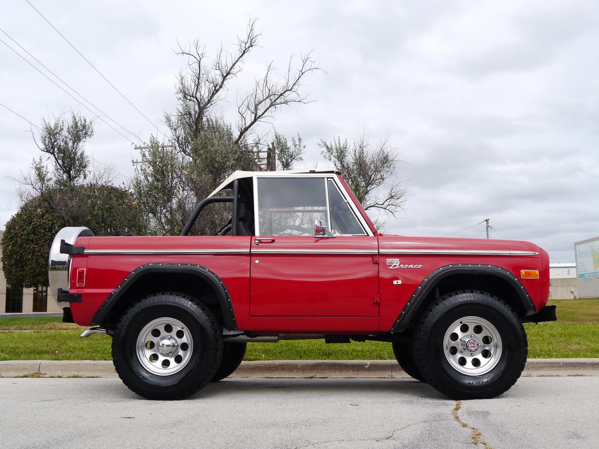 Ford Bronco Sport Hire Dallas