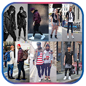 Street Fashion Swag Men