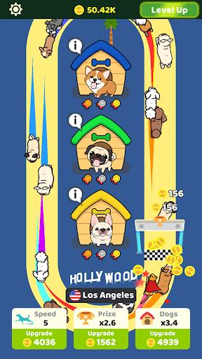 Dog Racing Idle apkmind screenshots 2