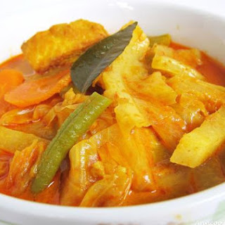 Curry Mixed Vegetables