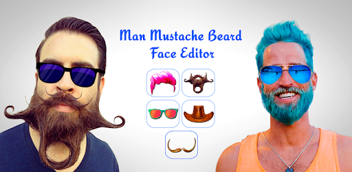 Man Mustache Beard Face Editor - Apps on Google Play