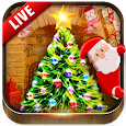 2018 Christmas Live Wallpapers Free icon