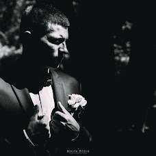 Wedding photographer Nikita Rosin (nrosinph). Photo of 02.07.2018