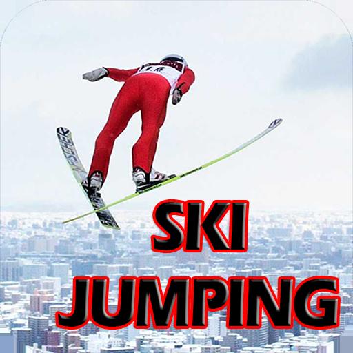 跳臺滑雪 3D 體育競技 LOGO-阿達玩APP