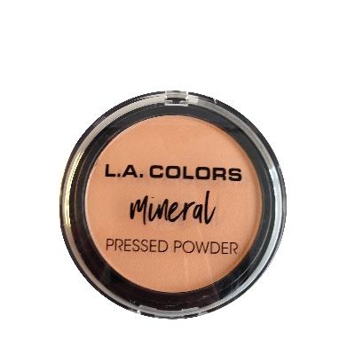 Compacto La Colors Mineral Soft Honey